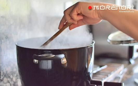 Любимое хобби – кулинария