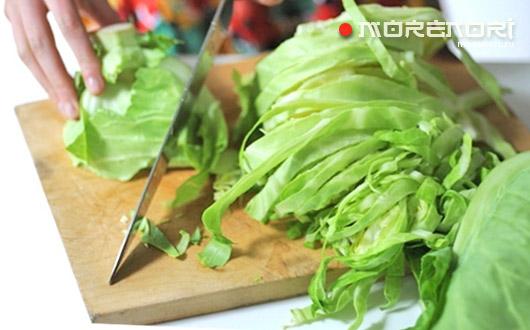 Рецепты шинкования капусты