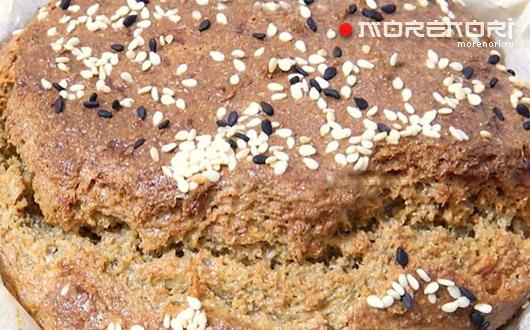 Домашний хлеб с отрубями