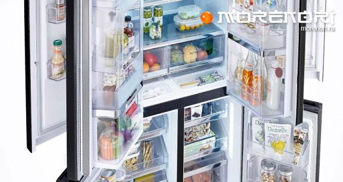 энергосберегающий холодильник