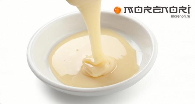 сгущённое молоко