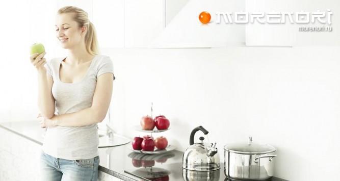 кухня по фен шую