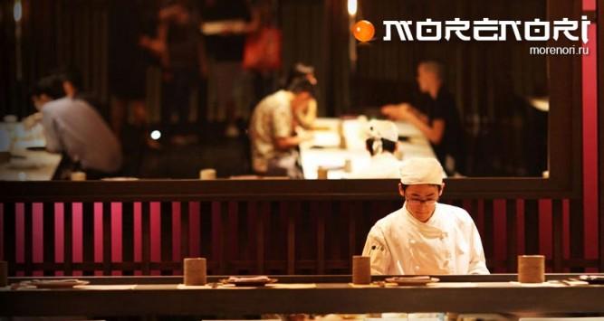 рестораны в Пекине