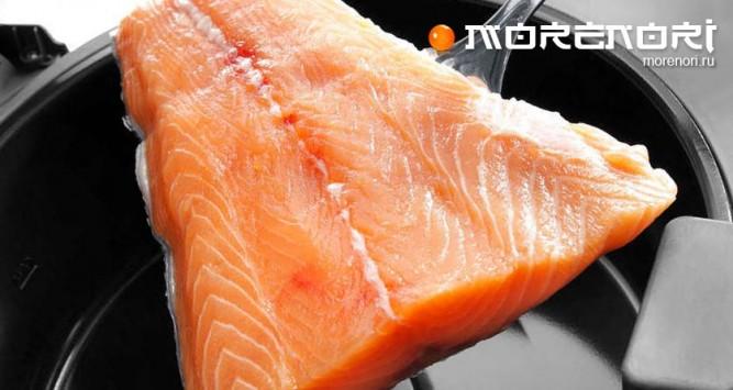 Блюда из рыбы в мультиварке