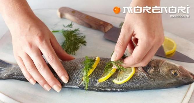 приготовить рыбу на гриле