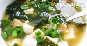 Рецепт мисо-супа