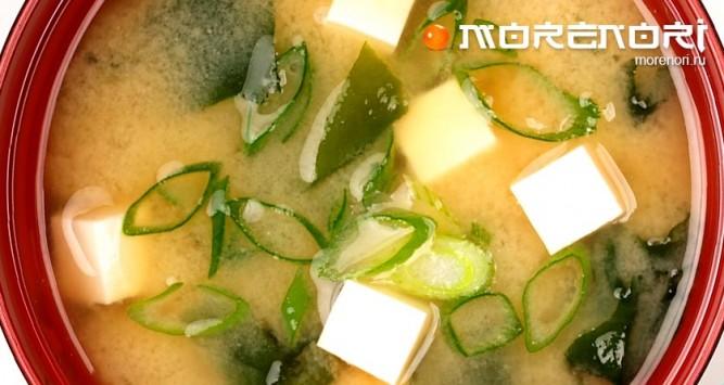 мисо-суп рецепт в домашних условиях