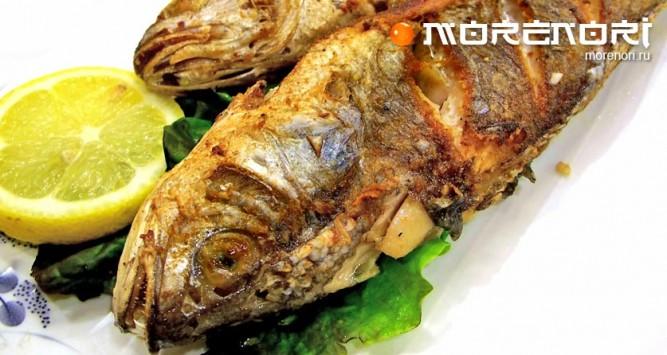 Приправы для блюд из рыбы