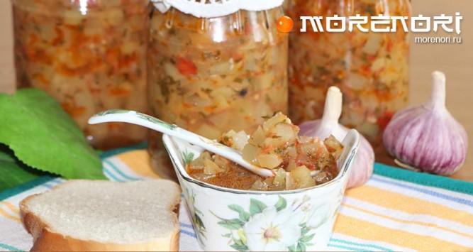 маринованные салаты