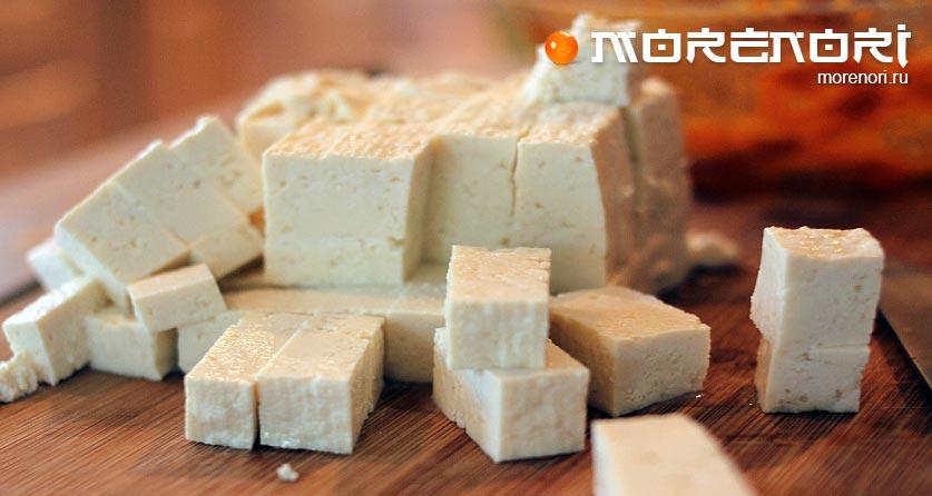 Как приготовить соевый сыр