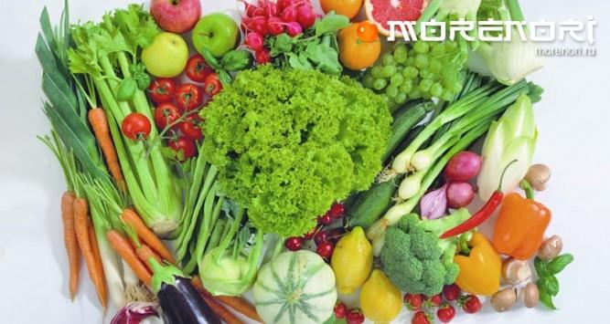 Диета и витамины как одно целое