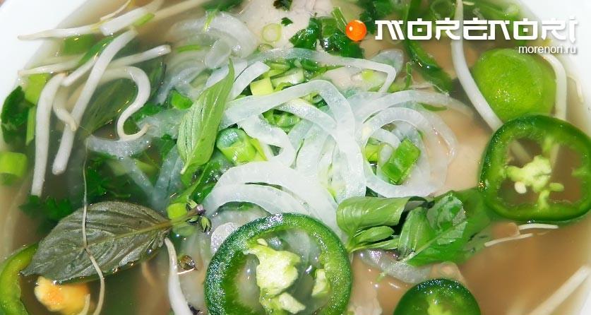 рецепт супа Фо
