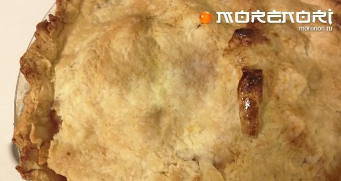 пирог без дрожжей