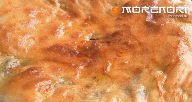 Осетинские пироги с рыбой