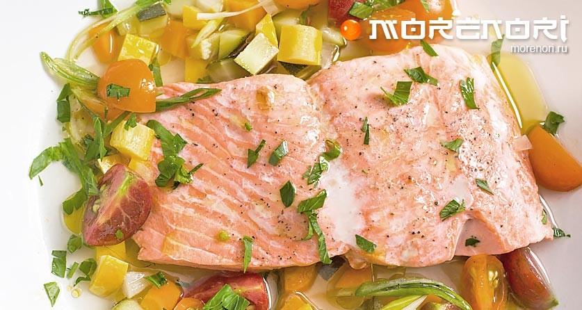 как готовить рыбу